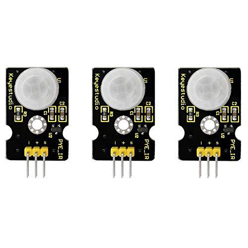 KEYESTUDIO for Arduino Sensors Kit PIR Motion Sensor