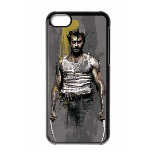 LP-LG Phone Case Of Wolverine For Iphone 5C [Pattern-3] Pattern-2