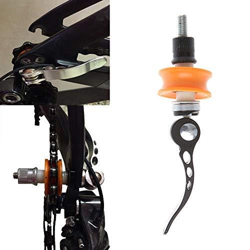 FOONEE - Limpiador de Cadena de Bicicleta de montaña, Herramienta para Fijar Cadena de Bicicleta, Rueda...