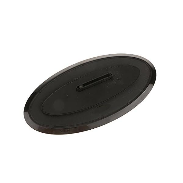 Baoblaze Vented Vertical Stand Dock Mount Holder Cooling Bracket for Sony Playstation 4 PS4 Slim Console – Black 41SwU044DkL