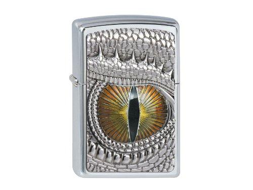 ZIPPO Feuerzeug Dragon Eye Emblem