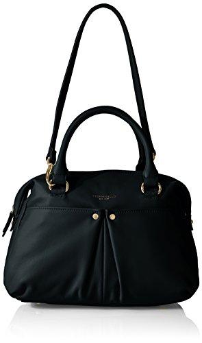 tignanello-pretty-pleats-satchel-black