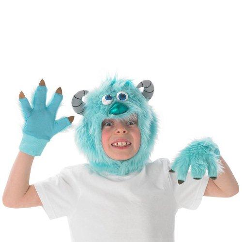 Disney Monster AG University Kinder Kostüm Zubehör Set Sully ab 3 (Ag Kostüme)