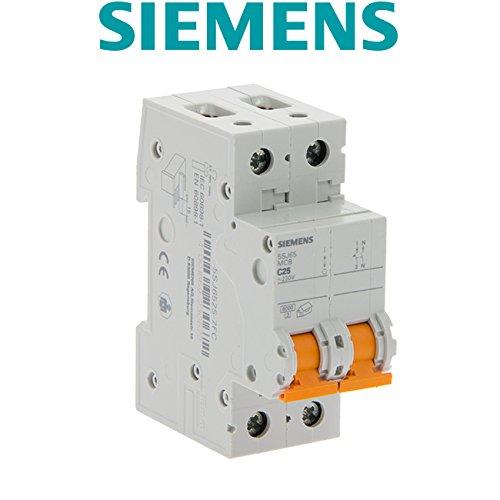 Siemens - interruptor magnetotérmico1P+N 25A