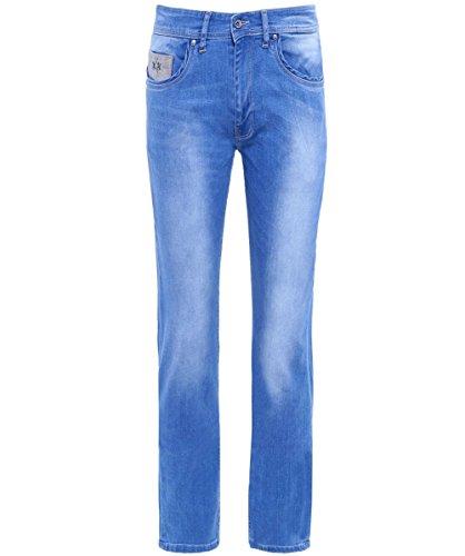 La Martina Herren Slim Fit Jeans von damian Denim Denim