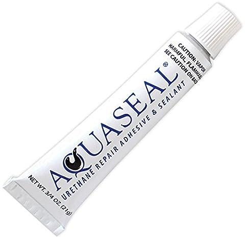 McNett Aquaseal Urethane Repair Adhesive and Sealant Tube (.75-Ounce)
