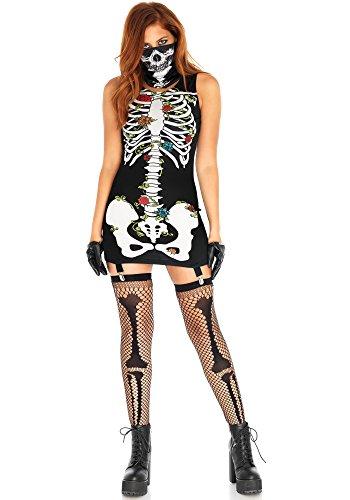 Leg Kostüm Skelett Avenue - Leg Avenue 86661