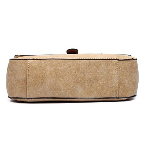 Frauen-Art Und Weise Beiläufige Schulter Diagonal Handtasche,4-OneSize Laidaye