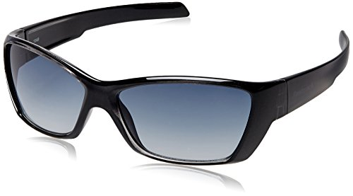 Fastrack P182BK2F Wayfarer Women Sunglasses (Black, Free Size)