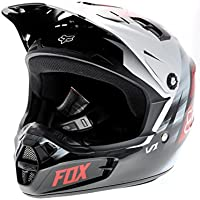 Fox - V1 Vandal - Casco de motocross infantil color rojo 2015 - M (47