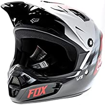 Fox - V1 Vandal - Casco de motocross infantil color rojo 2015 - M (47