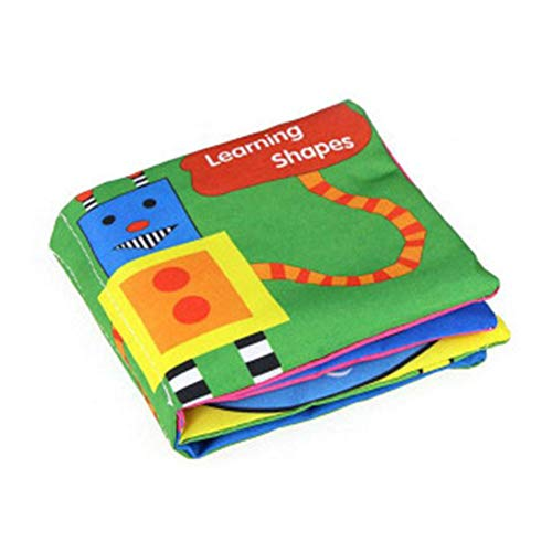 Baby Cartoon Wort Buch Intelligenz Entwicklung Bildung Spielzeug CP1355-6 Bunte Grafiken