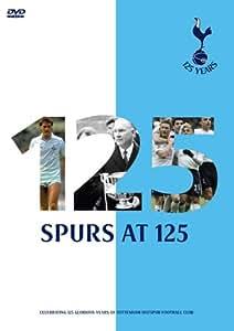 Spurs at 125 Years (Tottenham Hotspur) [DVD]