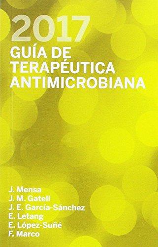 Guía de Terapéutica antimicrobiana