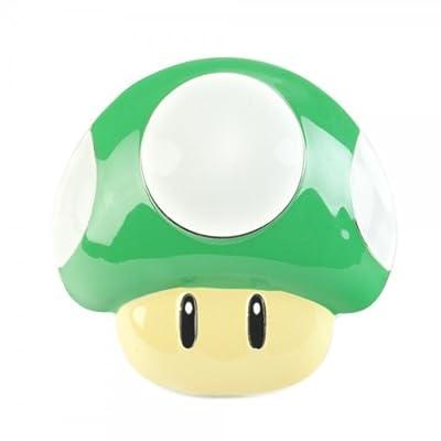 Nintendo Mushroom Green Boucle De Ceinture