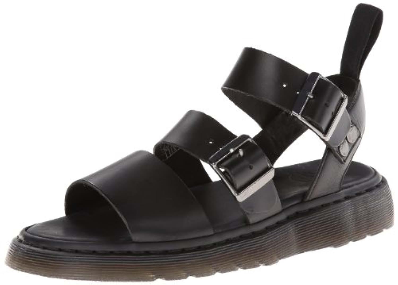 Dr. Marten's Shore Reinvented Gryphon, Unisex-Adult Sandals, Black, 3 UK