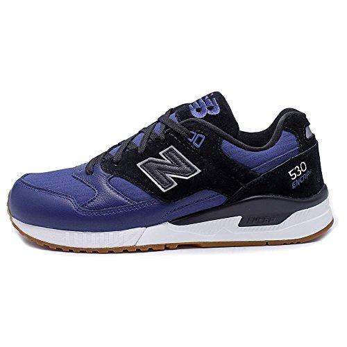 New Balance M530 Herren Leder Turnschuhe NOB