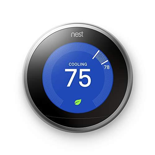 Termostato Inteligente Nest - 3ª generación