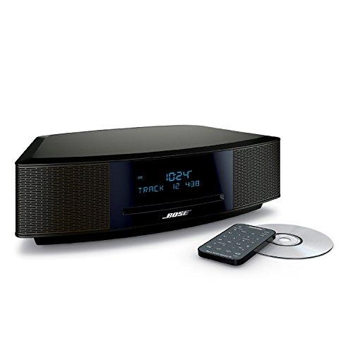 Bose Wave IV Music System (Espresso Black)