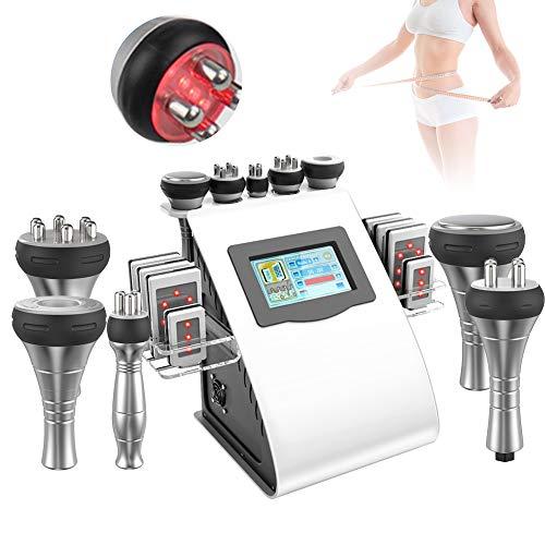 AC 110 V-240 V 100 W RF 5 IN 1 Hochfrequenz 7 Zoll Farbe TFT Touchscreen für Körper Entfernen Fett Gewichtsverlust Spa Massage Maschine(EU(220V))