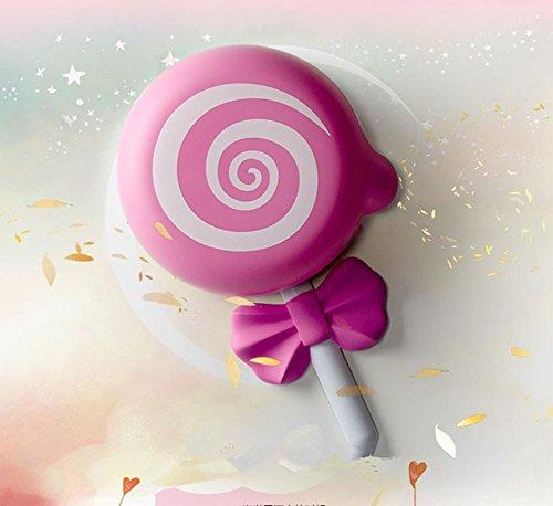 er nacht nachtlicht kinderzimmer mädchen kreative wandleuchte lollipop prinzessin wandleuchte (Prinzessin Lollipop)
