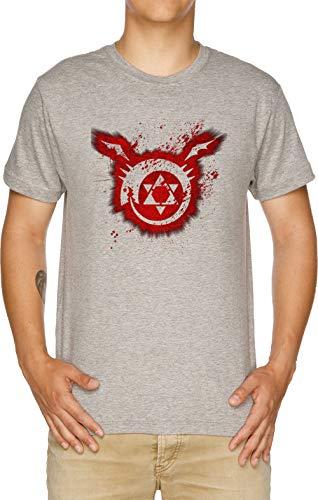 Ouroboros Herren T-Shirt Grau