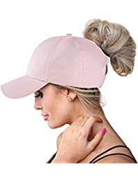 Amazon.it  Cappellino rosa donna - Cappelli e cappellini   Accessori ... 1de75ff2c509