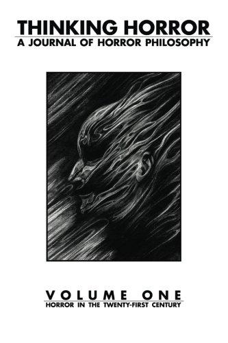 Thinking Horror Volume 1: A Journal of Horror Philosophy