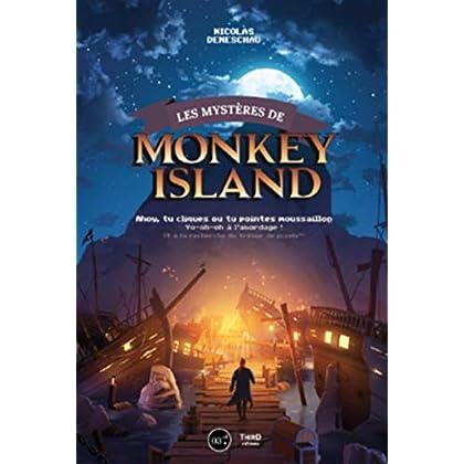 Les mystères de Monkey Island: A l'abordage des pirates !