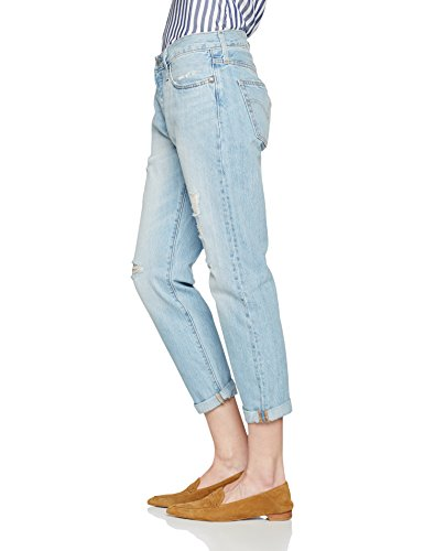 ... Levi's Damen Jeanshose 501 Ct Jeans For Women Blau (Turbulent Indigo 42)