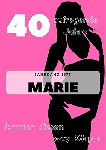 Freches Bild zum 30/40 / 50 Geburtstag für Frauen - Motiv: Bikini. Für alle Jahrgänge (1988, 1978, 1968 usw.) - Personalisiertes Geschenk für Freundin, Frau, Oma oder Tante