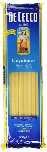 De Cecco Premium Linguine Pasta, 500 g