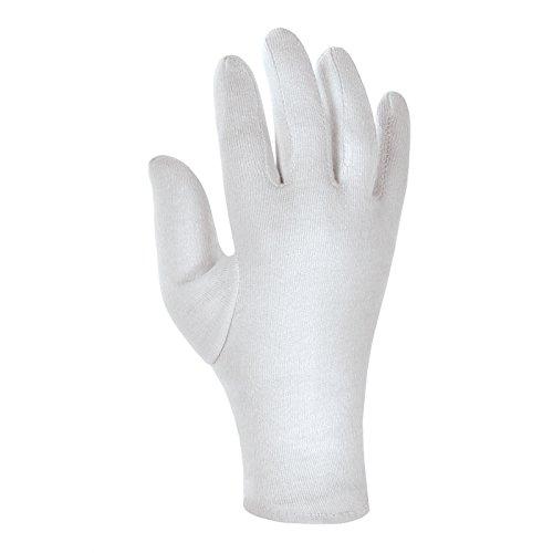 600 Paar - Baumwolltrikot-Handschuhe, mit Schichtel - teXXor - 1561 - Größe 12