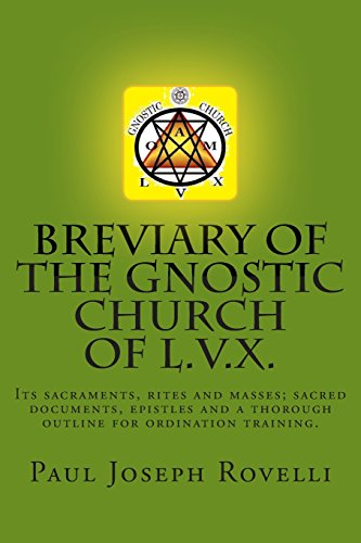 Breviary of the Gnostic Church of L.V.X.