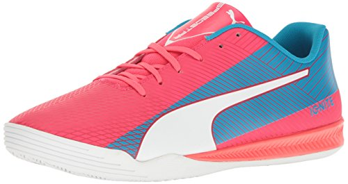 Puma-Mens-Evospeed-Star-S-Ignite-Soccer-Shoe-Bright-Plasma-White-Blue-Danube-6-M-US