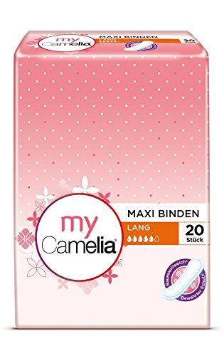 U by Camelia Maxi Binden Lang, 100 Stück