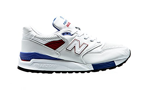 New Balance M998, DMON white-blue