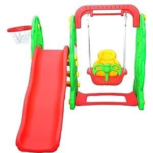 Mhstar station de jeux d 39 ext rieur pour enfant avec for Jouet d exterieur enfant