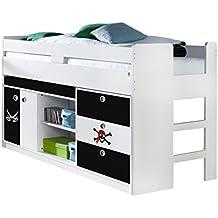 Suchergebnis Auf Amazonde Für Kinderbett Mit Viel Stauraum