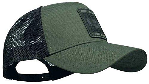 UnderArmour Men's Ua Odp Trucker Cap - downtown green | black, Größe (Hüte Crown Low)