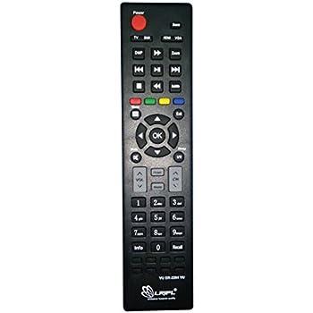 Buy Sharp Plus 32LVUHD VU LED TV Remote Control (Black