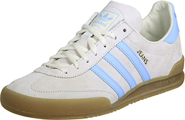 adidas Jeans Schuhe 4 0 white/sky/gum  Billig und erschwinglich Im Verkauf