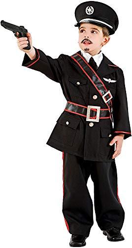 36cb18b82b25 COSTUME di CARNEVALE da CARABINIERE BIMBO vestito per bambino ragazzo 1-6  Anni travestimento veneziano