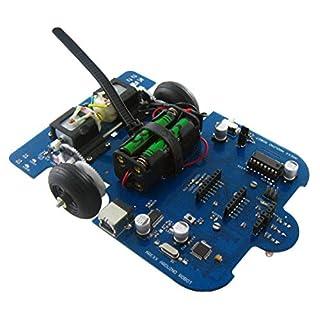 Arexx Roboter Bausatz AAR-05 Ausführung (Bausatz/Baustein): Fertiggerät