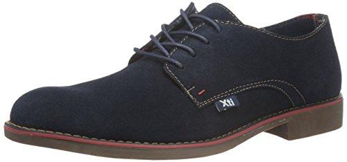 XTI - 45727, Scarpe stringate Uomo Blu navy
