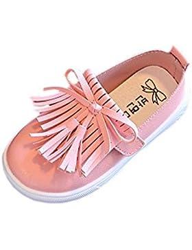 Zapatos para niña, Kukul Zapatos para 1.5-10 años de edad, la niña