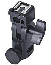 World of Needs Umbrella B-Bracket Flash Light Stand Holder (Black)