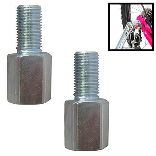 Adie universale stabilizzatore prolunga bulloni per ruota 12-50,8cm biciclette per bambini-3/20,3cm (coppia)