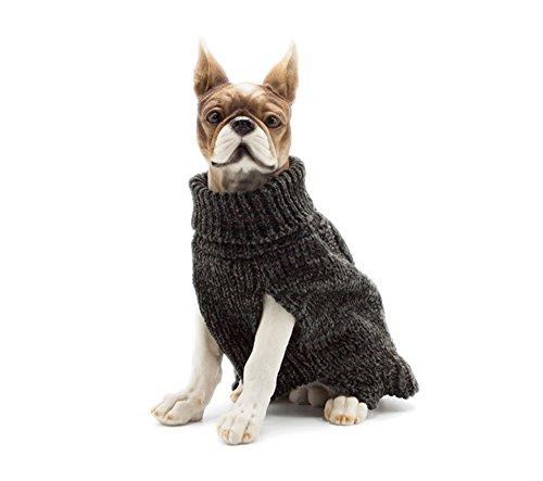 UMALL Hundepullover Chihuahua Warm Hundepullover Kleine Hunde Winter Sweater Hundekleidung (Rosa Piraten Pet Kostüme)