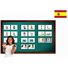 Tarjetas Educativas Español - Adjetivo 3 - Adjectives Flash Cards in Spanish